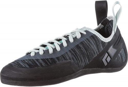 Black Diamond Women's Momentum Lace Climbing Shoes-Size 5, Ash