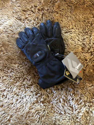 Black Diamond Cayenne Heated Glove, M, NWT