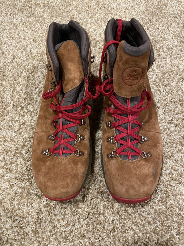 Danner Mountain 600 Suede Hiking Boots