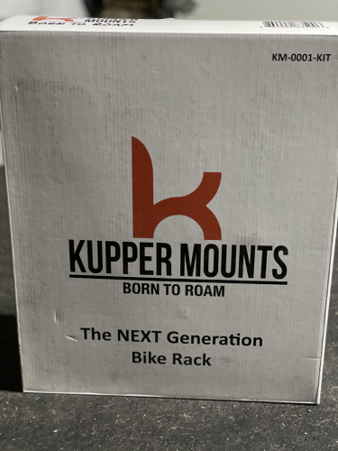 Kupper Mounts - Roof Rack for Bikes