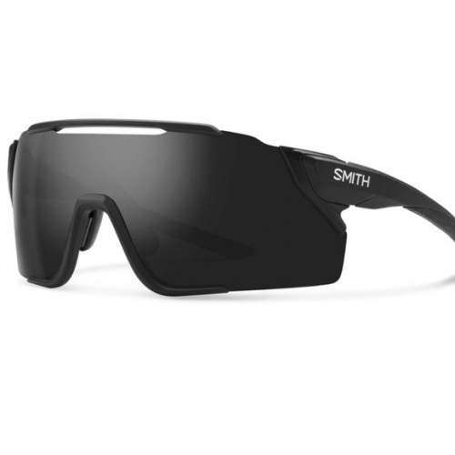 NEW Smith Attack MAG MTB, Sunglasses, Matte Black, comes with 2 lenses
