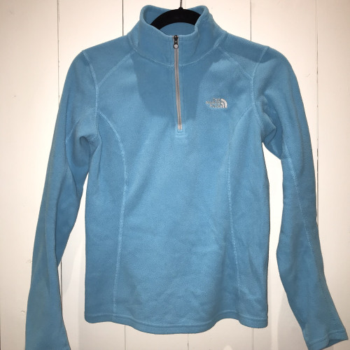 Warm Quarter Zip Pullover