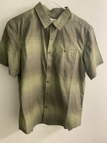Backcountry Button Down