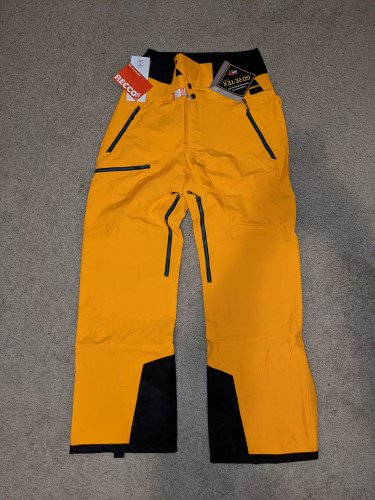 Spyder Men's Size Medium Turret GTX Shell Pants New with Tags