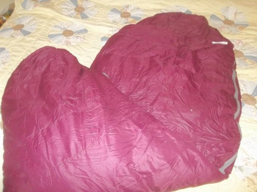 Gerry Denver Colorado USA Made PERFECT Down Sleeping Bag WARM