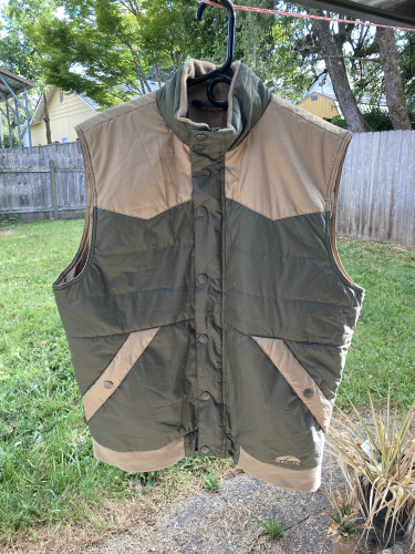 Go lite Synthetic Filled Insulated Vest