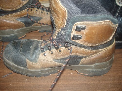 DANNER  Wolverine  Hiking or Work Boots