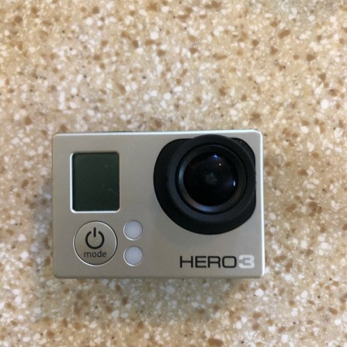 GoPro HERO3: Silver Edition with Accessories, Charger and More!