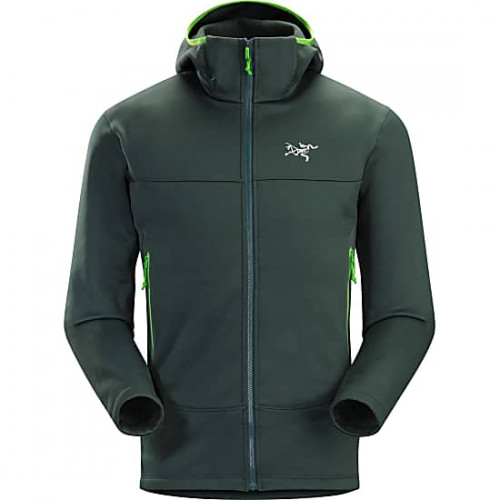 New with tags- Arcteryx Arenite Hooded Jacket