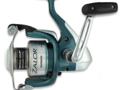 New- Shimano Zalor 4000f
