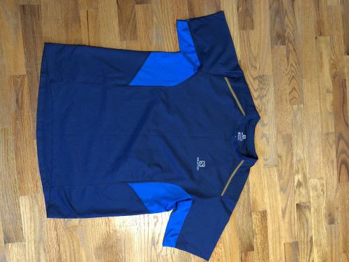 Salomon shirt sleeve performance shirt