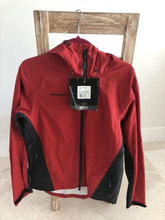 New With Tags Mammut Tatoosh Men's M Rain Jacket