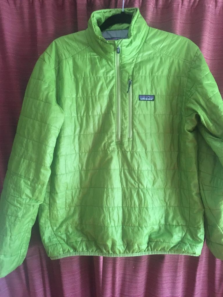 Patagonia Puff Sweater 77