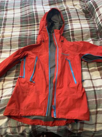 Women's gore-Tex hard shell