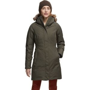 Arctic Down Parka II - Women's New Taupe Green,XS - Good