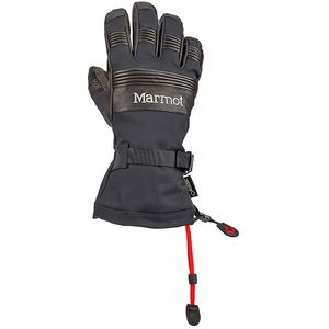 Ultimate Ski Glove - Men's Black, L - Excellent