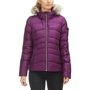Ithaca Down Jacket - Women's Dark Purple, M - Excellent