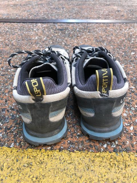La Sportiva BoulderX Vibram Climbing Approach Shoes Men's 8.5