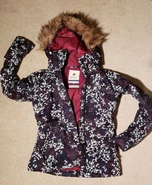 Roxy Snowboarding Jacket Women XS