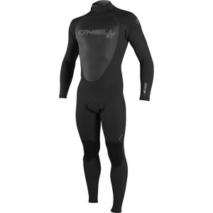 Epic 4/3 Wetsuit - Men's Black/Black/Black, M - Excellent