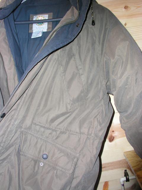 Forest Club Forest Club Down Coat Size Large By