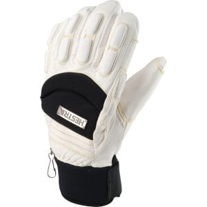 Vertical Cut Freeride Glove Off White, 9 - Good