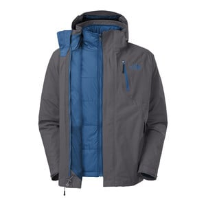 Carto Triclimate Jacket - Men's Vanadis Grey/Vanad