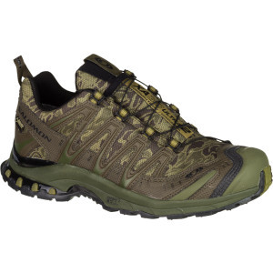 XA Pro 3D Ultra 2 GTX Shoe - Men's Camo Forest, 10