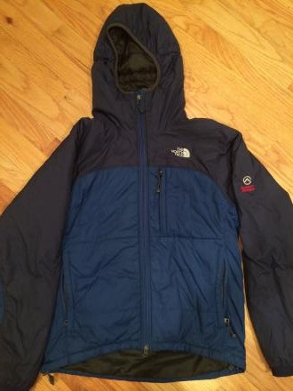 North Face Redpoint Puffy Jacket