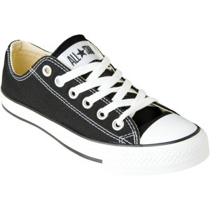 Chuck Taylor All Star OX Shoe - Men's Black, 9.5 -