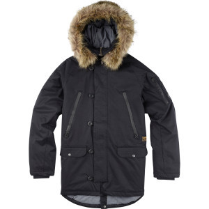 Bryce Jacket - Men's True Black, M - Excellent