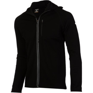 Quantum Hooded Full-Zip Shirt - Long-Sleeve - Men'