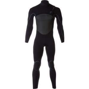 3/2 Drylock Wetsuit - Men's Black Death, XLS - Goo