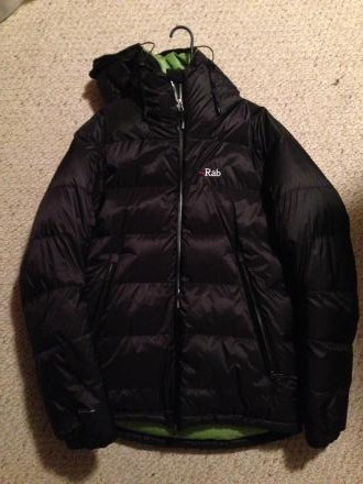 Rab Neutrino Plus Down Parka