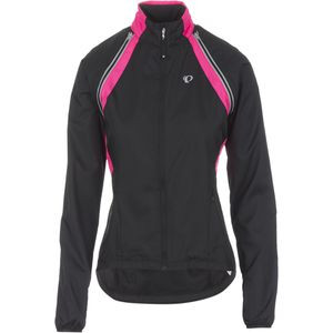 ELITE Barrier Convertible Jacket - Women's Black/Screaming Yellow/Scre