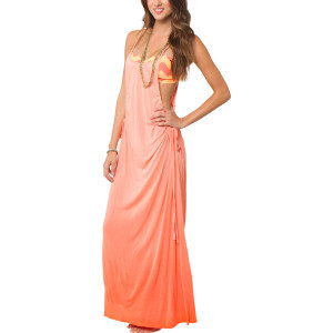 Fadetown Dress - Women's Coral, L - Excellent