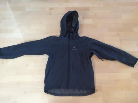 Arc'teryx Venta SV Jacket L Nightshade