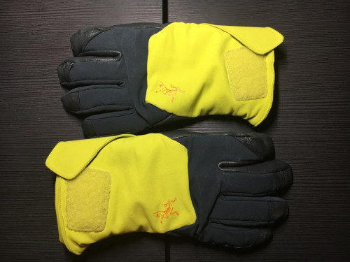 Arc'teryx Zenta LT Glove - Men's Small