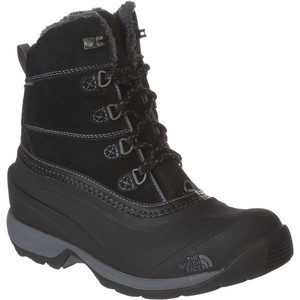 Chilkat III Boot - Women's Tnf Black/Zinc Grey, 8.