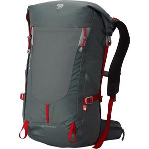 Scrambler RT 35 OutDry Backpack -2111cu in Thunderhead Grey, Reg - Goo