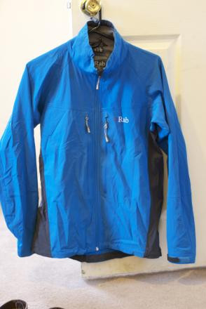 Rab Sawtooth Softshell Jacket