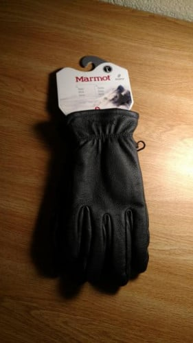 Marmot Leather Work Glove - New!