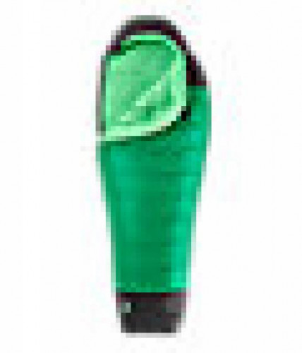 Women Green Kazoo Sleeping Bag 0 to -18 degree
