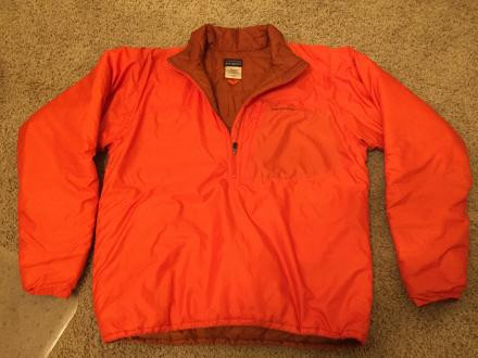 Patagonia MicroPuff Pullover - Men's size Medium