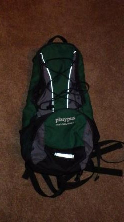 Platypus Roadrunner 3L Capacity Hydration Pack