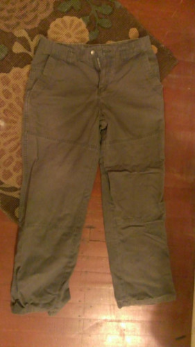 The North Face Men's A5 series cotton pants size 34 waist
