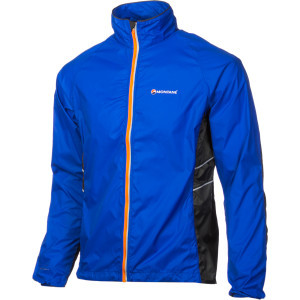 Featherlite Marathon Jacket - Men's Electric Blue/