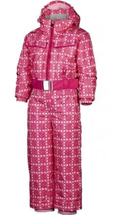 Spyder Girls Snow Suit Small to Tall Size 3