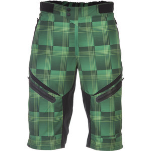 Revelry Plaid Shorts - Men's Green Fade, L - Fair