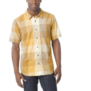 Brighton Shirt - Short-Sleeve - Men's  Buttermilk,